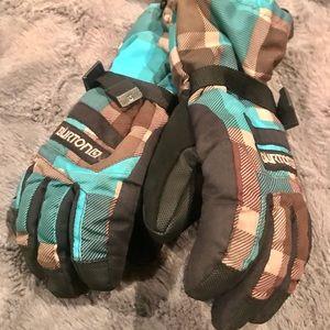 Kids Burton Gloves